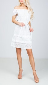 MiLady klänning Vit
