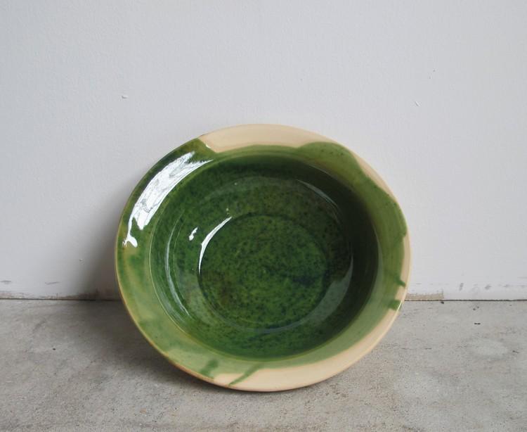 Grönt fat