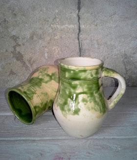 Green jugs
