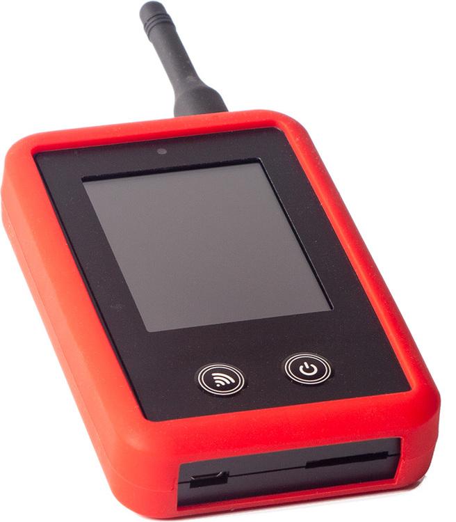 Dycon CS2389 2G/3G/4G Mätinstrument