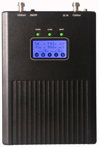 SYN E15L-S 900 MHz repeater+15dBm,  upp till 2000m3, 10MHz bandbredd för Telia