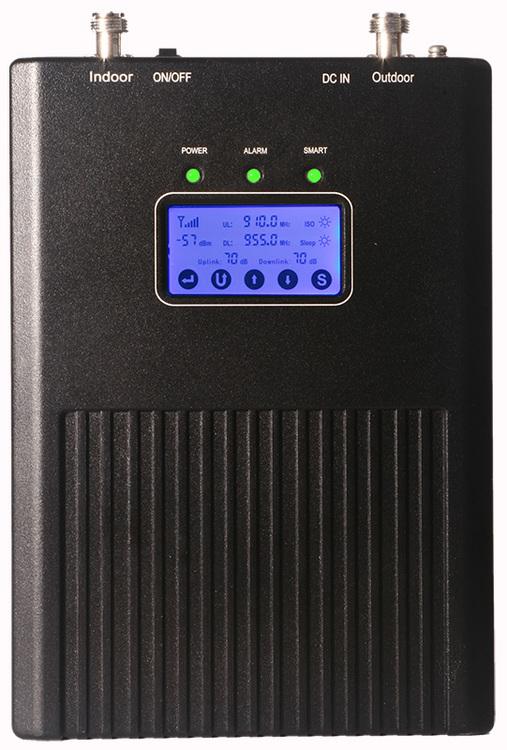 SYN E15L-S20, 900 MHz repeater, +15dBm upp till 2000m3,  för Telenor/Tele2 20MHz bandbredd