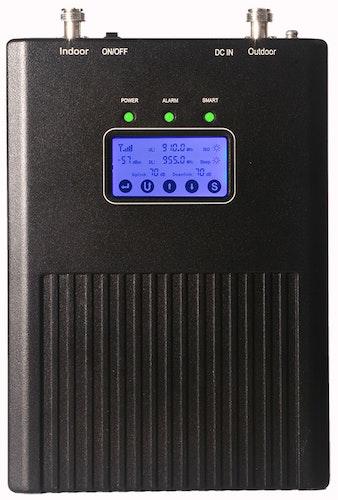 SYN -E23L-S20, 900 MHz repeater, +23dBm upp till 4000m3, för Telenor/Tele2, 20MHz bandbredd