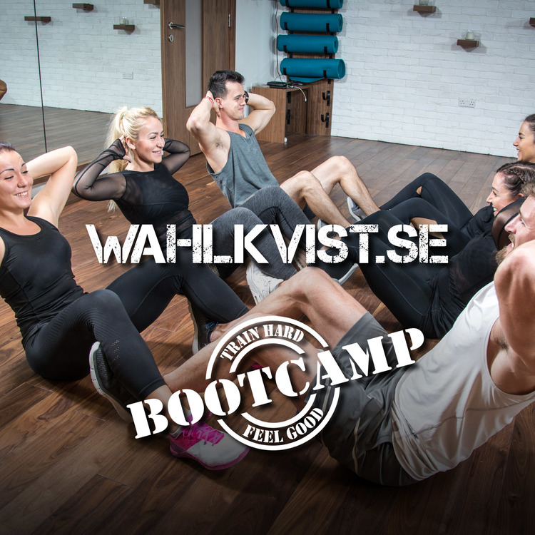 Bootcamp Nybörjare Jakobsberg kl.20:00 (inomhus)