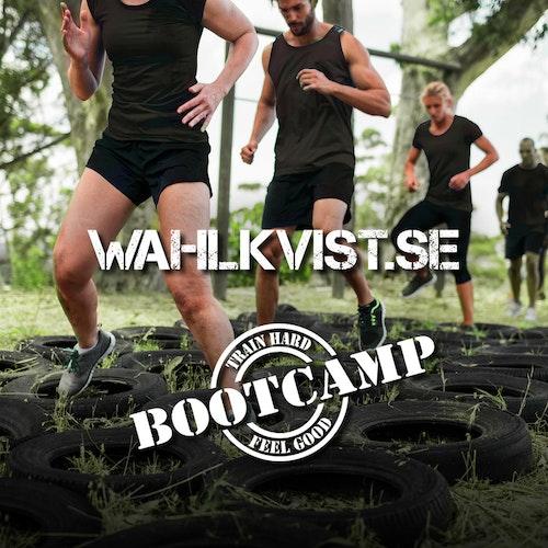 Bootcamp Barkarbystaden morgon