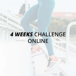 4 Weeks Challenge Online