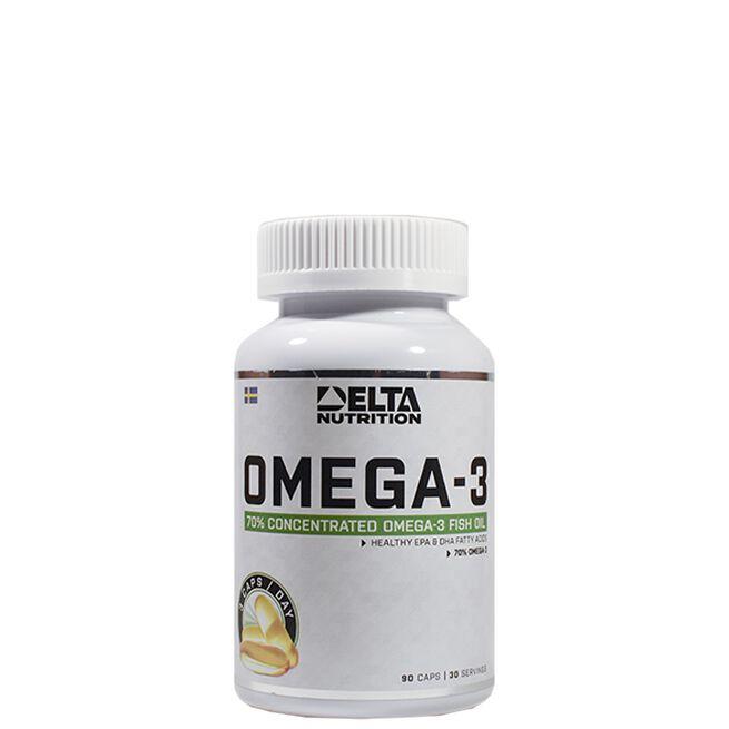 Omega-3, 90 caps