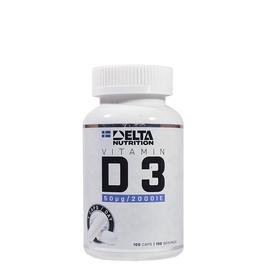 Vitamin D3 + K2, 90 caps