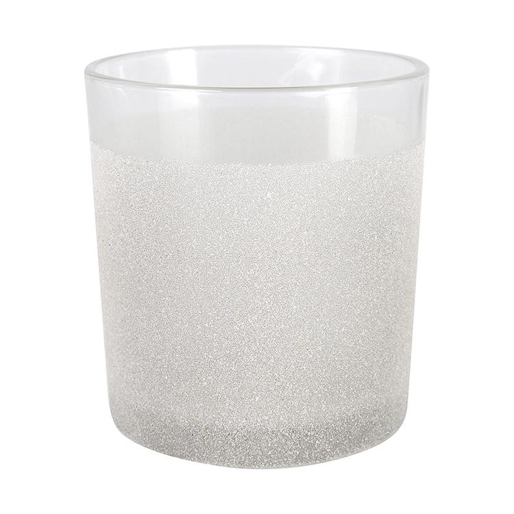 Värmeljushållare Frost