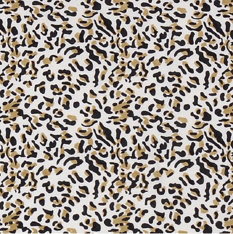 Kuddfodral Kinsley mönstrad 100% bomull