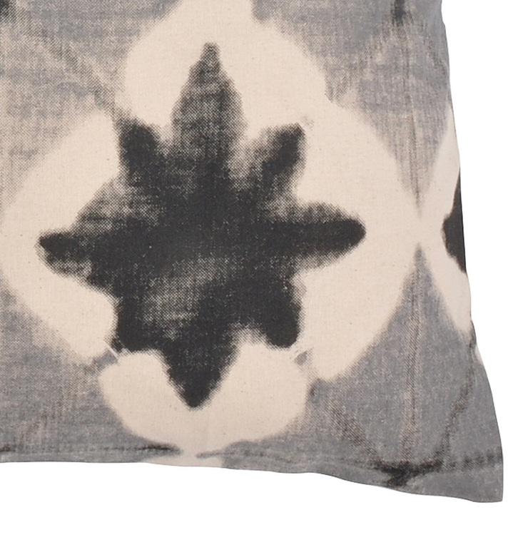 Kuddfodral Sachi med tryckt mönster 100% bomull