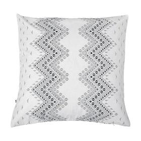 Kuddfodral Vally i 100% bomull och tryckt mönster
