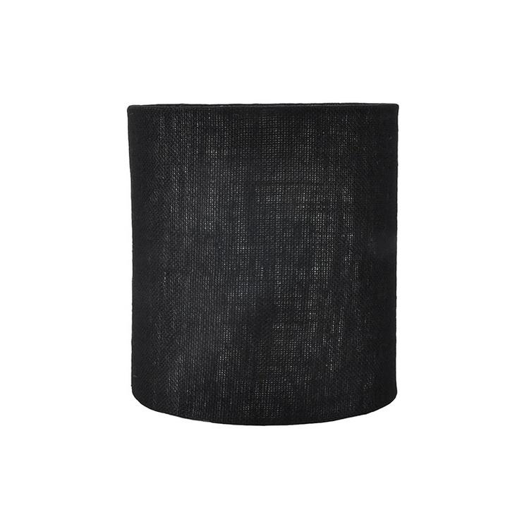 Lampskärm svart S
