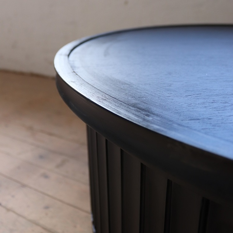 Soffbord Podium i svart