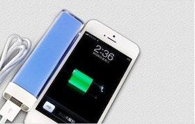 Smartphone laddare