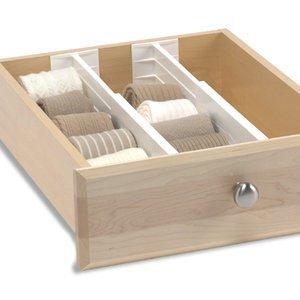 Praktiska lådfördelare 4-pack