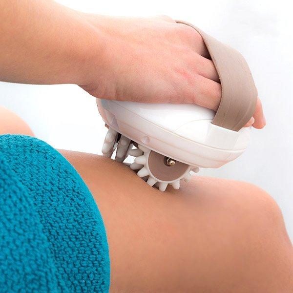 Apparat för cellulitbehandling