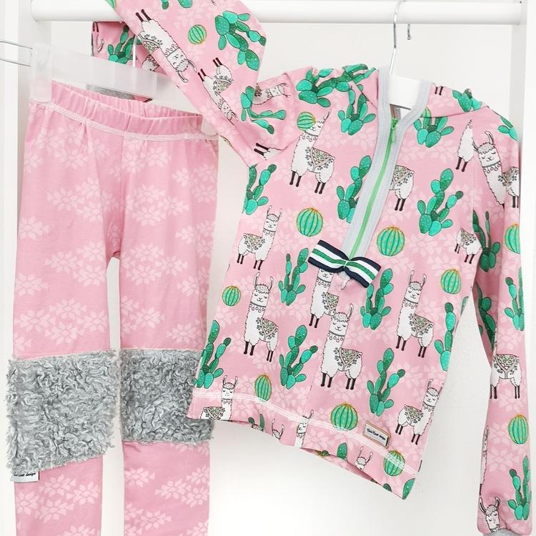 No Drama Bonnaire Pink Jersey