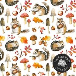Autumn Chipmunk Jersey