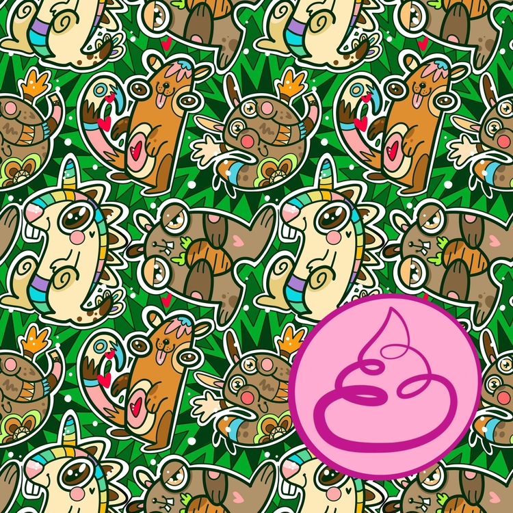 Cartoon Network Grön Jersey