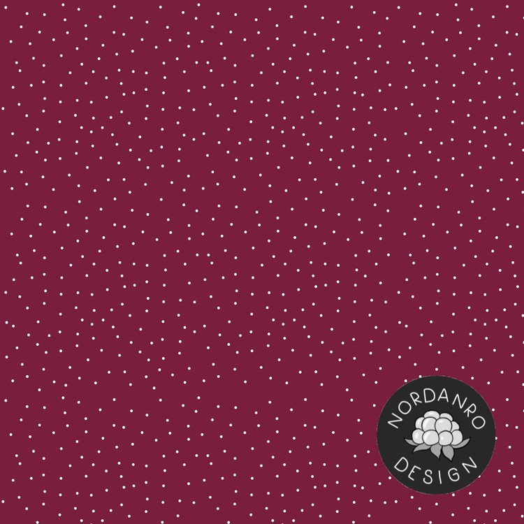 Dotty Wine (006) Jersey