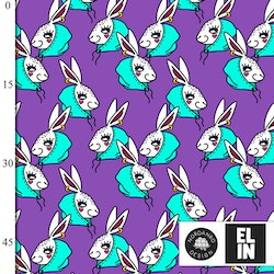 Hooded Rabbit Lilac 1m