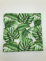 Monstera Woven Cotton
