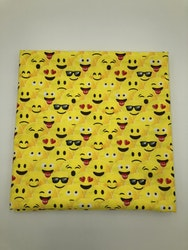 Smileys Woven Cotton