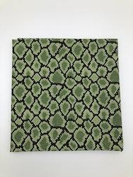 Snake Woven Cotton