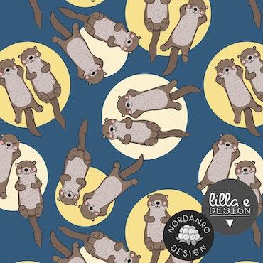 Otter Deep Blue (003) Jersey