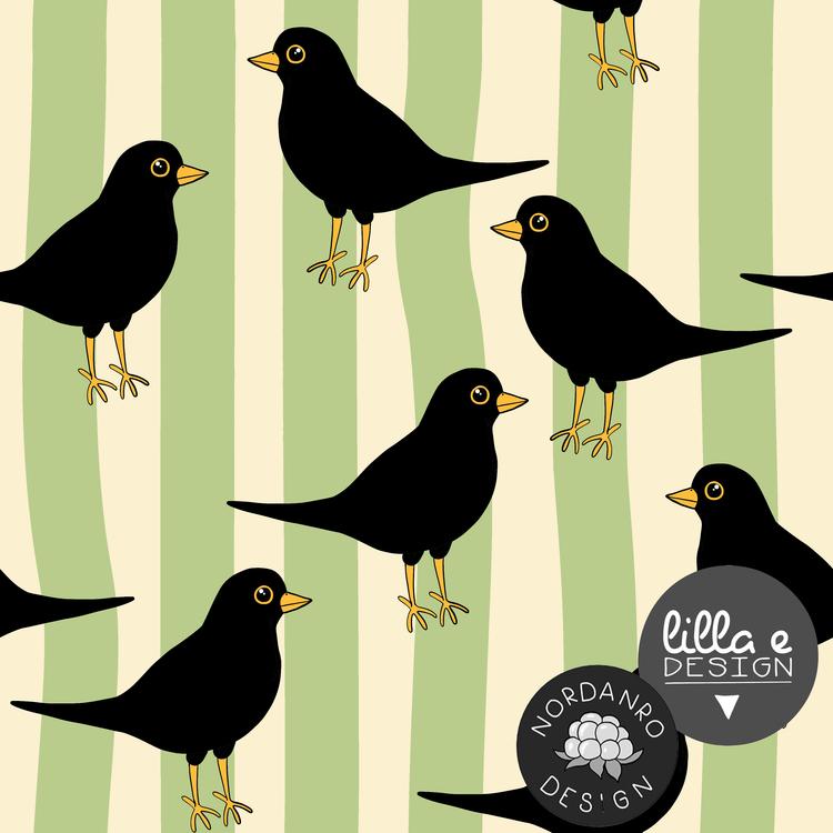 Blackbird Green (011) Jersey