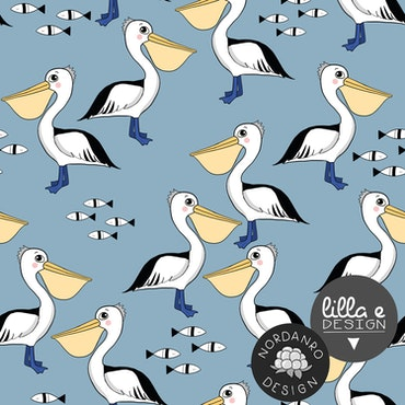 Pelican Blue (012) Jersey