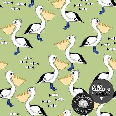 Pelican Green (011) Jersey