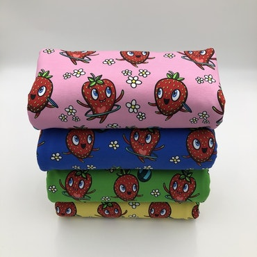 Strawberry Pink Jersey