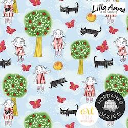 Lilla Anna i Trädgården Sky Blue (009) Jersey