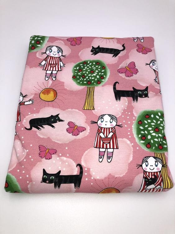Lilla Anna i Trädgården Pink (007) Jersey