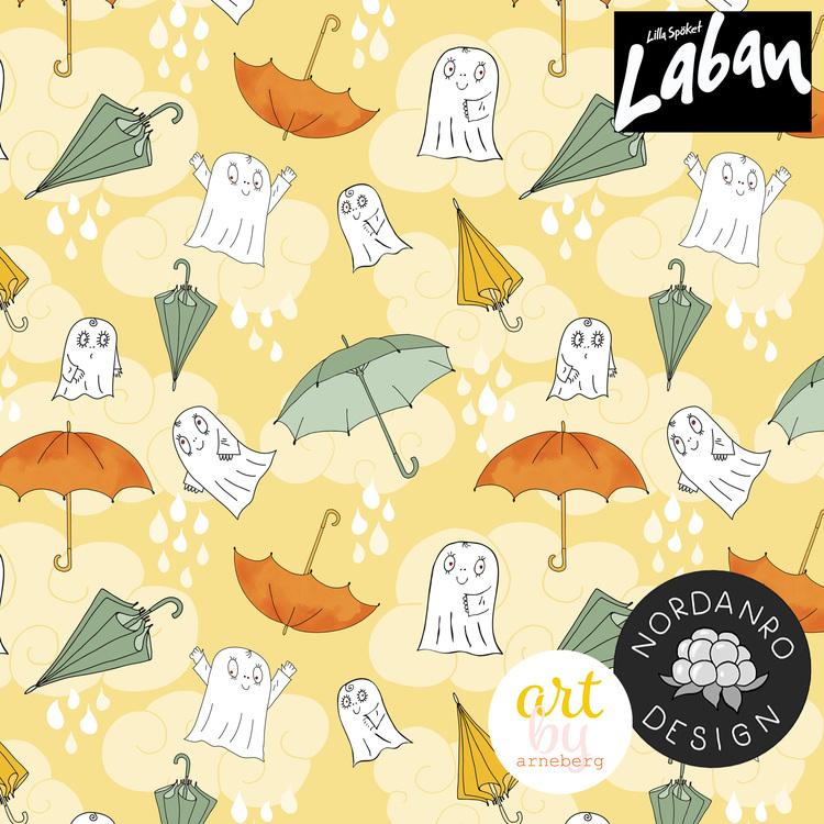 Laban Regnvädersdag Lemon (008) Jersey