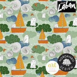 Laban Seglar Green Jersey