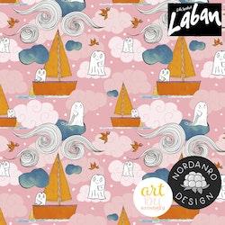 Laban Seglar Pink (007) Jersey