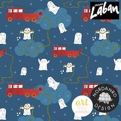 Laban Brandman Deep Blue (003) French Terry