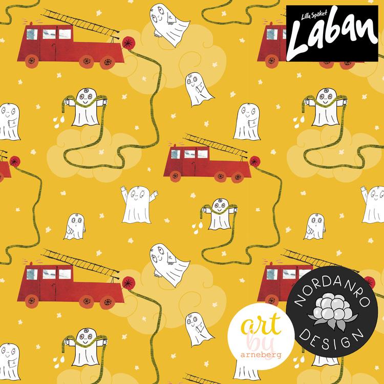 Laban Brandman Mustard (004) French Terry