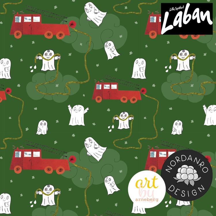 Laban Brandman Dark Green (010) Frecnh Terry