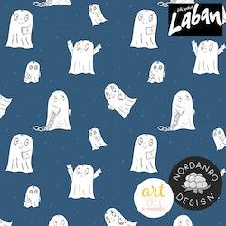 Spöket Laban Deep Blue (003) French Terry