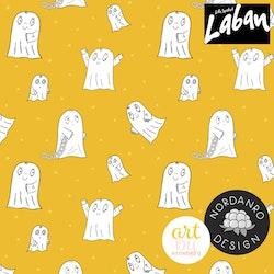 Spöket Laban Mustard (004) French Terry