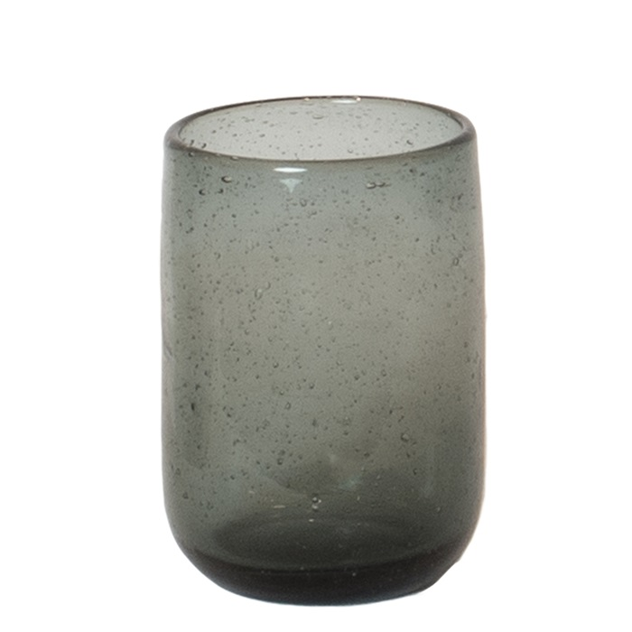 Bari glas grått