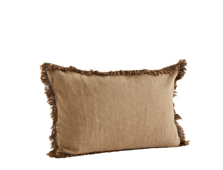 Kuddfodral i linne 40x60 cm