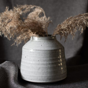 Kyrkbacken keramikvas - stor