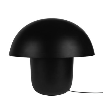 Lampa Carl-Johan svart