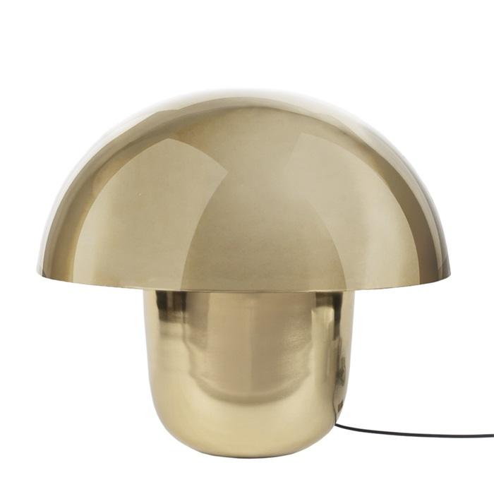 Lampa Carl-Johan guld