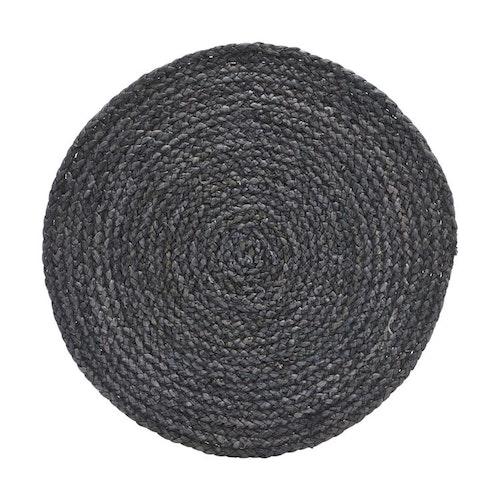 Bordstablett 4 st, gråblå